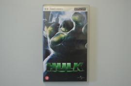 PSP UMD Movie Hulk