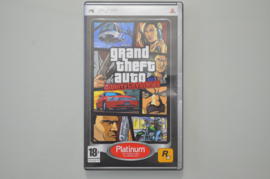 PSP Grand Theft Auto Liberty City Stories (Platinum)