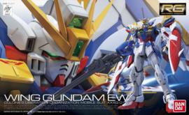 Gundam Model Kit RG 1/144 Wing Gundam EW Colonies Liberation Organization Mobile Suit XXXG-01W