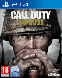 Ps4 Call of Duty WWII [Nieuw]
