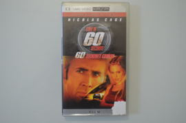 PSP UMD Movie Gone in 60 Seconds