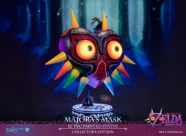 The Legend of Zelda Majora's Mask PVC Statue Collector's Edition - First 4 Figures [Pre-Order]