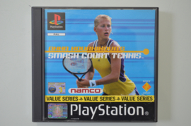 Ps1 Anna Kournikova's Smash Court Tennis