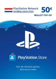 PlayStation Network - 50 Euro (NL)