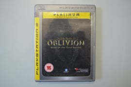 Ps3 The Elder Scrolls IV Oblivion Game of the Year Edition (Platinum)