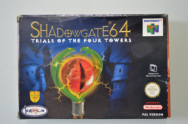 N64 Shadowgate 64 Trials of the Four Towers [Compleet]