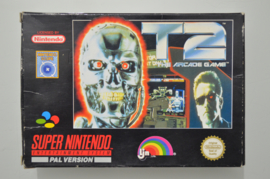 SNES T2 Terminator 2 The Arcade Game [Compleet]