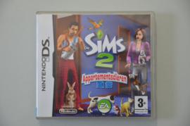 DS De Sims 2 Appartementsdieren