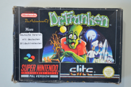 SNES The Adventures of Dr. Franken [Compleet]