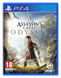 Ps4 Assassins Creed Odyssey [Nieuw]