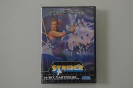 Mega Drive Strider [Compleet]