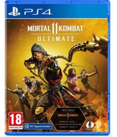 Ps4 Mortal Kombat 11 Ultimate + PS5 Upgrade [Nieuw]