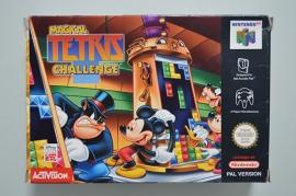 N64 Magical Tetris Challenge [Compleet]