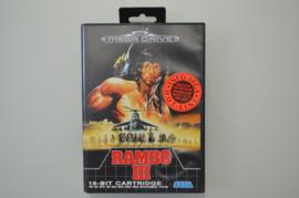 Mega Drive Rambo III [Compleet]