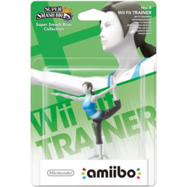 Amiibo Wii Fit Trainer - Super Smash Bros [Nieuw]