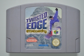 N64 Twisted Edge Snowboarding