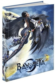 Bayonetta 2 Collectible Hardcover Guide [Nieuw]