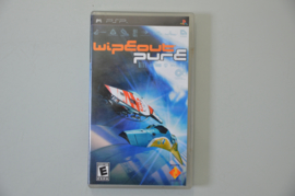 PSP Wipeout Pure (#)