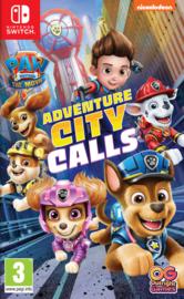 Switch Paw Patrol The Movie Adventure City Calls [Pre-Order]