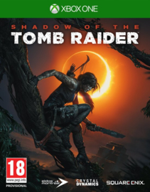 Xbox One Shadow of the Tomb Raider [Nieuw]