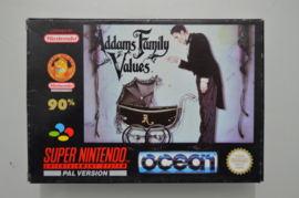 SNES Addams Family Values [Compleet]