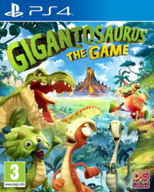 Ps4 Gigantosaurus the Game [Nieuw]