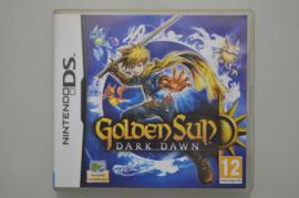 DS Golden Sun Dark Dawn