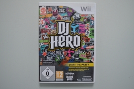 Wii DJ Hero