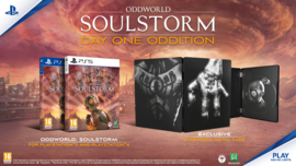 Ps4 Oddworld Soulstorm (Day One Oddition) [Pre-Order]