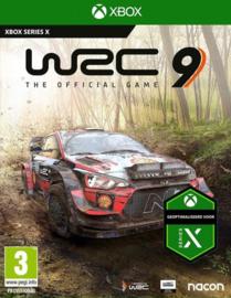 Xbox WRC 9 (Xbox Series X) [Nieuw]
