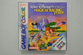 GBC Walt Disney World Quest - Magical Racing Tour [Compleet]