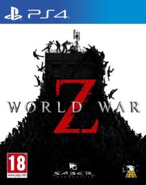 Ps4 World War Z [Nieuw]