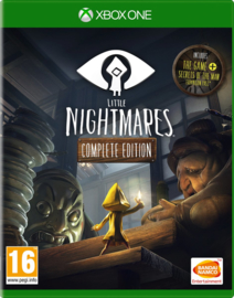 Xbox One Little Nightmares Complete Edition [Nieuw]