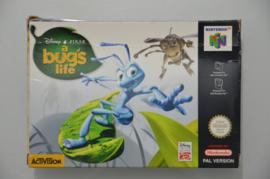 N64 Disney Pixar A Bug's Life [Compleet]