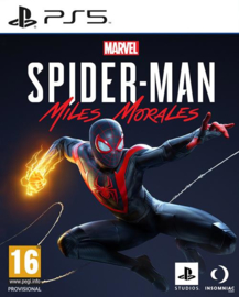 PS5 Spider-Man Miles Morales
