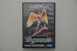 Mega Drive Gynoug [Compleet]