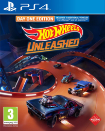 PS4 Hot Wheels Unleashed Day One Edition [Pre-Order]