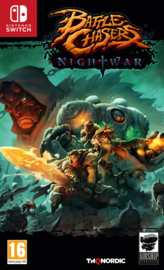 Switch Battle Chasers Nightwar [Nieuw]