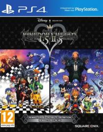 Ps4 Kingdom Hearts HD 1.5 + 2.5 Remix [Nieuw]