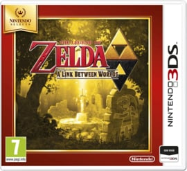 3DS The Legend of Zelda A Link Between Worlds (Nintendo Selects) [Nieuw]