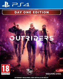 Ps4 Outriders Day One Edition [Pre-Order]