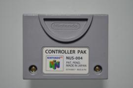 N64 Controller Pak / Memory Card