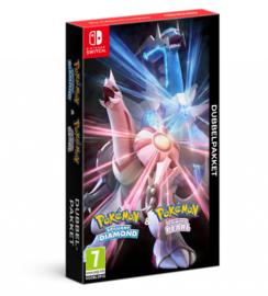Switch Pokemon Brilliant Diamond & Shining Pearl Dubbelpakket [Pre-Order]