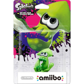 Amiibo Inkling Squid Green - Splatoon Collection [Nieuw]