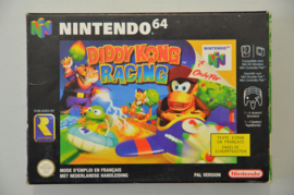 N64 Diddy Kong Racing [Compleet]