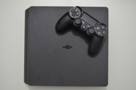 Playstation 4 Console Slim 500GB (Black)