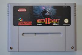 SNES Mortal Kombat II