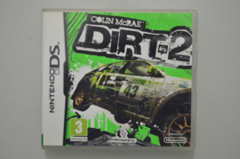 DS Colin McRae Dirt 2