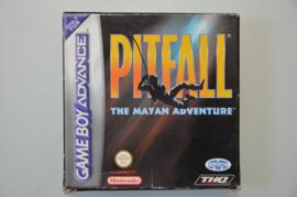 GBA Pitfall The Mayan Adventure [Compleet]