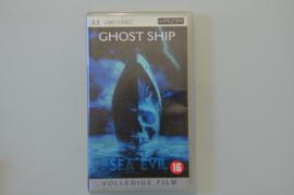 PSP UMD Movie Ghost Ship